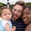 Ellie Nicole Family at UCSC Rainbow Family Picnic 2008