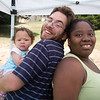 Ellie Nicole Family at UCSC Rainbow Family Picnic 2008