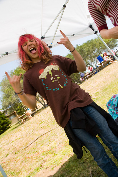 Desel #4 at UCSC Queer Family Picnic