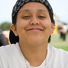 Jessica Carrillo at UCSC Rainbow Family Picnic 2008
