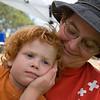 Family #7 at UCSC Rainbow Family Picnic 2008