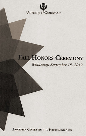 Honors 09/19/12