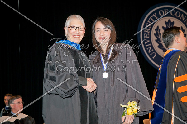 Honors Medals ceremony 2012