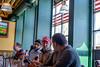 Lunch - Mark, Atif, Joe and James