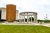Sangamon Auditorium and Colonnade #2