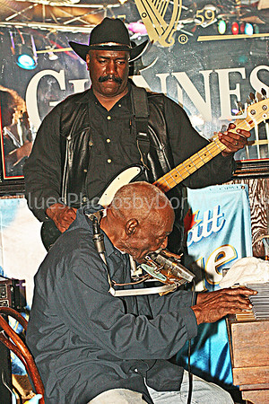 Uncle Jessie White, Darryl Lee 2005