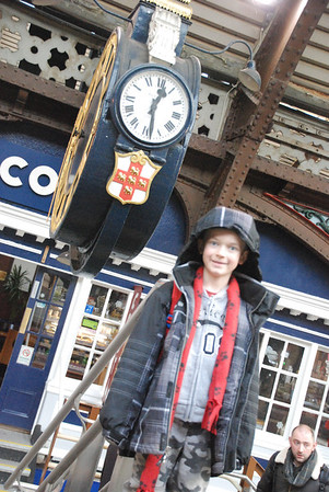 UK 2012 trip