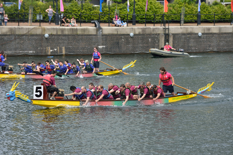 UK Chinese Dragon Boat Festival 2014