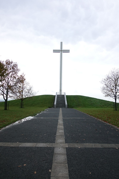 Papal Cross, Monument to Pope John Paul II