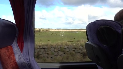Road Trip to Caernarfon Castle through Llanfair_Wales_MAH02531