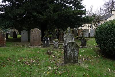 St Oswalds Church, Grasmere Parish