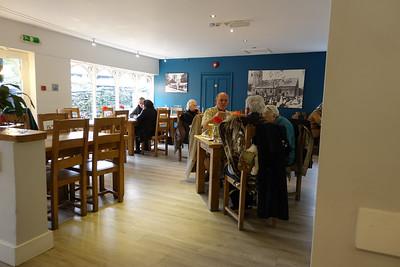Grasmere Tea Gardens - Lunch