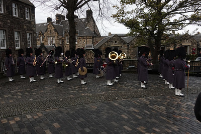 21 Gun Salute-Prince Charles 69th Birthday_Edinburgh Castle_Edinburgh_Scotland_GJP02908