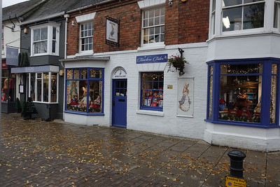 Timeless Tales, Henley Street, Stratford-upon-Avon, UK