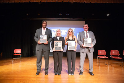UNA Hall of Fame Induction Ceremony 2018