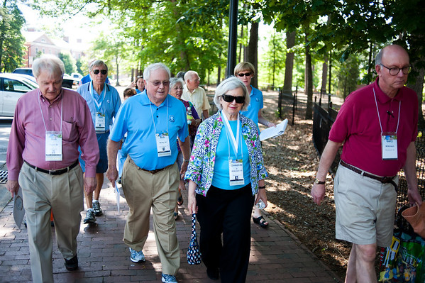 UNC Alumni Weekend 2013