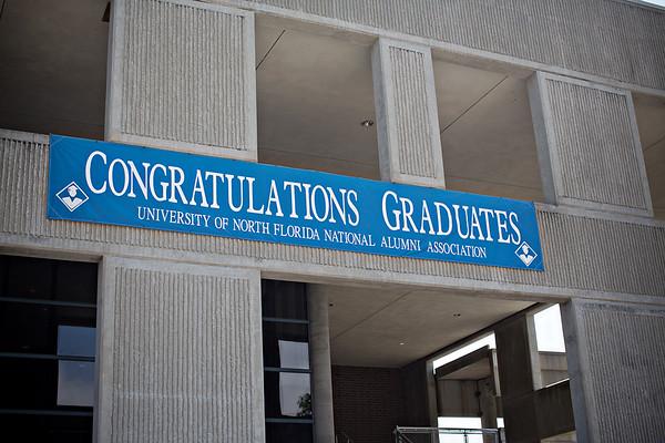UNF graduation - Daniel