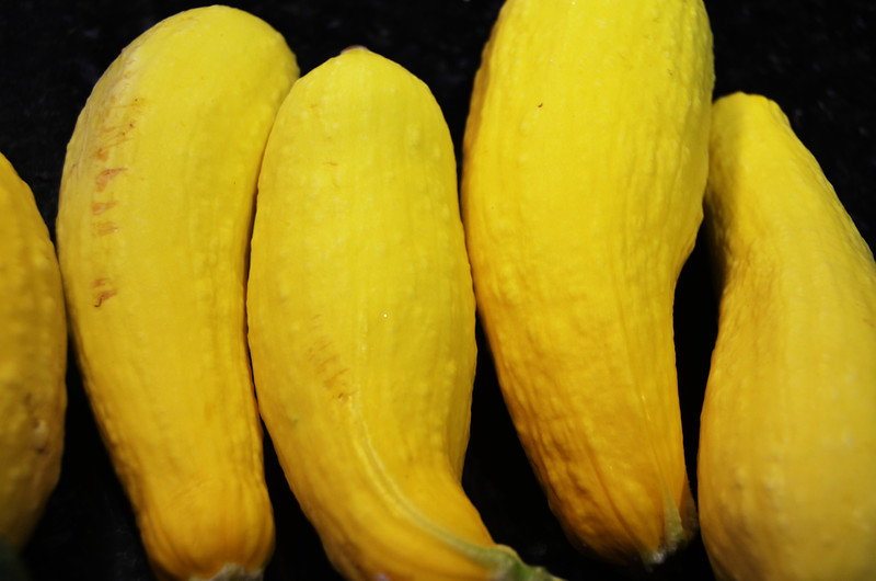 Zucchini  Squash was shared at The Mosque Cares building