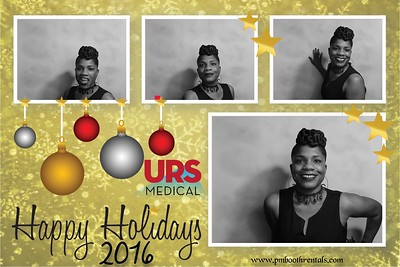 URS Medical End of Year Party 12-17-2016