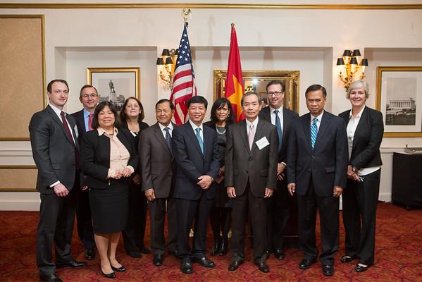 US-ASEAN Ambassador to Vietnam