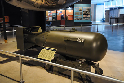 Little Boy Nuclear Bomb