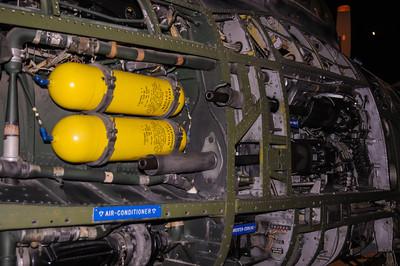F-86H Sabre Insides