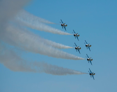 Air Force Thunderbirds, Altus AFB