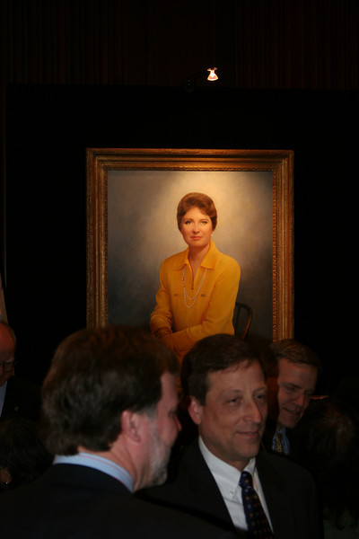Portrait of EPA Administrator Anne Gorsuch Burford