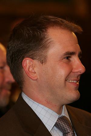 White House Liaison, Chad Babin