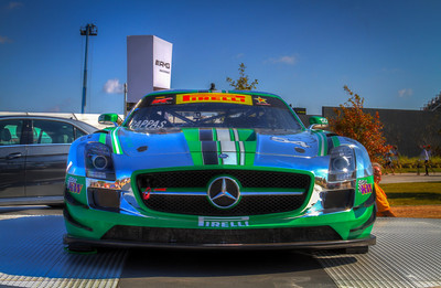 Nice Mercedes