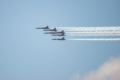 US Navy Blue Angels America Strong | Florida Nature and Landscape Waterscape Photographer | Ana Garcia Photography