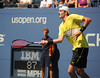John Isner<br /> photo by Rob Rich/SocietyAllure.com © 2011 robwayne1@aol.com 516-676-3939