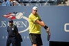 John Isner<br /> photo by Rob Rich © 2011 robwayne1@aol.com 516-676-3939