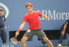 Roger Federer<br /> photo by Rob Rich/SocietyAllure.com © 2011 robwayne1@aol.com 516-676-3939