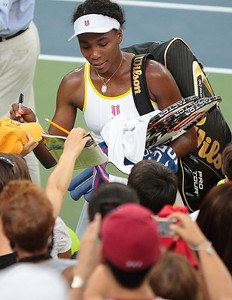 Venus at US Open 2008