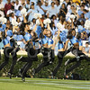 Oct 22, 2009; Chapel Hill, NC, USA; [CAPTION] during the first half at Kenan Memorial Stadium.  Mandatory Credit: Brian Utesch-US PRESSWIRE