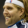 Dec 26, 2009; Dallas, TX, USA; Dallas Mavericks forward Dirk Nowitzki (41) warms up prior to the game against the Memphis Grizzlies at the American Airlines Center.  Mandatory Credit: Brian Utesch-US PRESSWIRE