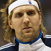 Dec 26, 2009; Dallas, TX, USA; Dallas Mavericks forward Dirk Nowitzki (41) warms up prior to the game against the Memphis Grizzles at the American Airlines Center.  Mandatory Credit: Brian Utesch-US PRESSWIRE