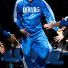 Dec 28, 2010; Dallas, TX, USA; Dallas Mavericks center Tyson Chandler (6) is introduced prior to the game against the Toronto Raptors at the American Airlines Center.  The Raptors defeated the Mavericks 84-76.  Mandatory Credit: Brian Utesch-US PRESSWIRE