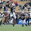 Dec 30, 2010; Dallas, TX, USA; SMU Mustangs wide receiver Aldrick Robinson (24) catches a pass during the first half against the Army Black Knights the 2010 Armed Forces Bowl at Gerald J. Ford Stadium.  The Black Knights defeated the Mustangs 16-14.  Mandatory Credit: Brian Utesch-US PRESSWIRE