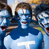 Nov 20, 2010; Chapel Hill, NC, USA; North Carolina Tar Heels students prior to the game against the North Carolina State Wolfpack at Kenan Stadium.  Mandatory Credit: Brian Utesch-US PRESSWIRE
