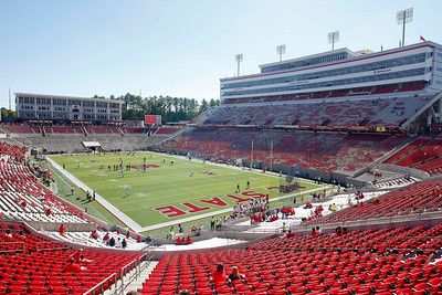 NCAA Football: Virginia Tech at NCSU