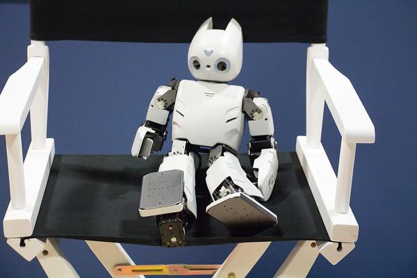 Robot Celebrity