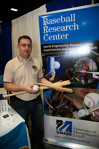 The mission of the UMass-Lowell Baseball Research Center is to be a Center of Excellence for the Science and Engineering of Baseball for both experimental and analytical methods.