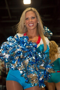 Jo is a cheerleader for the Baltimore Ravens and an Environmental Scientist. She is a member of the Science Cheerleaders--current and former professional NBA and NFL cheerleaders who are also scientists and engineers