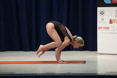 USA Yoga Competition