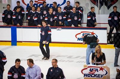 USA Hockey 08.27.2013