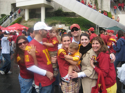 USC Football Games