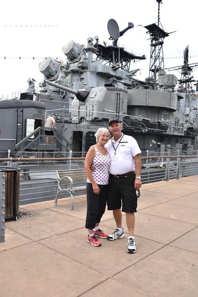 USS Charles P. Cecil Association