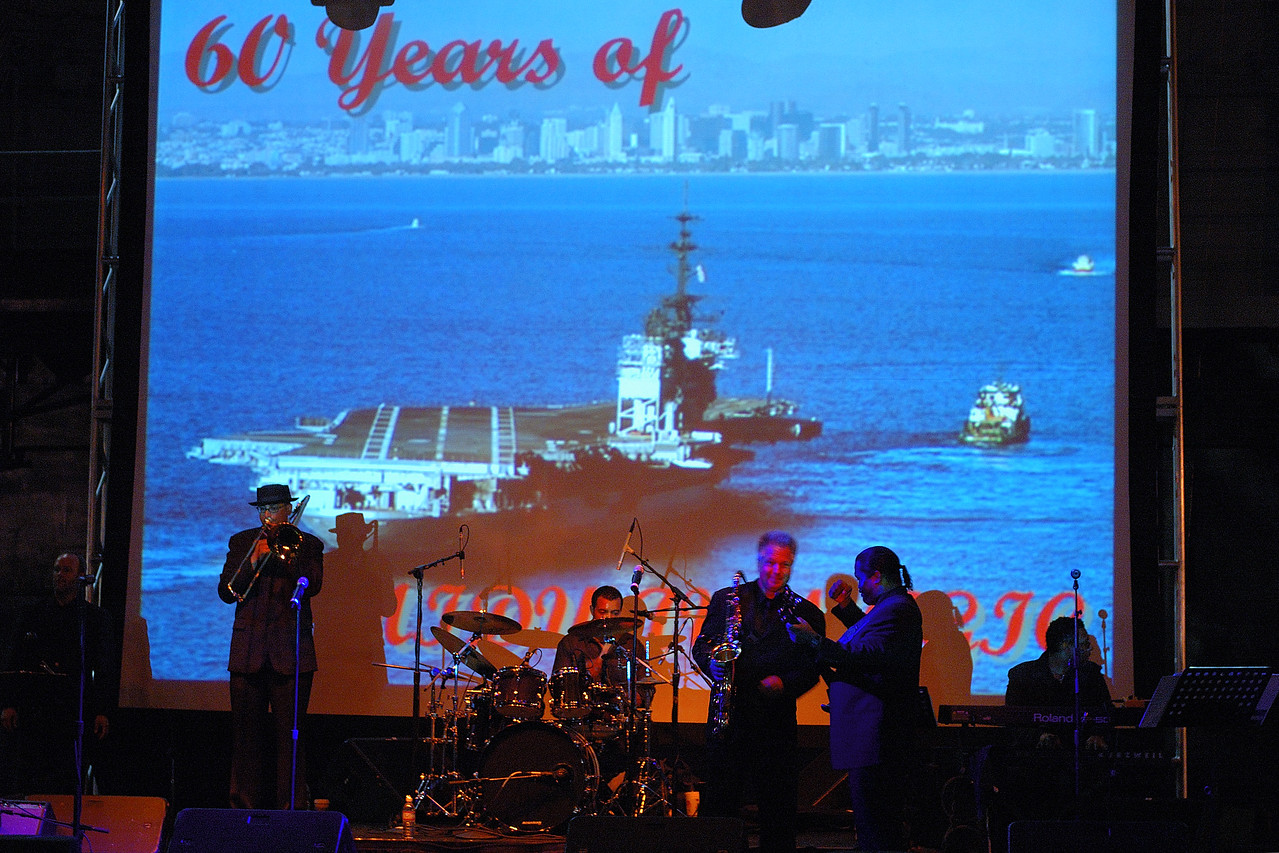 USS Midway 60th Anniversary